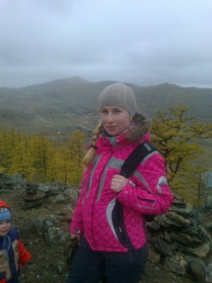 Байкал в октябре