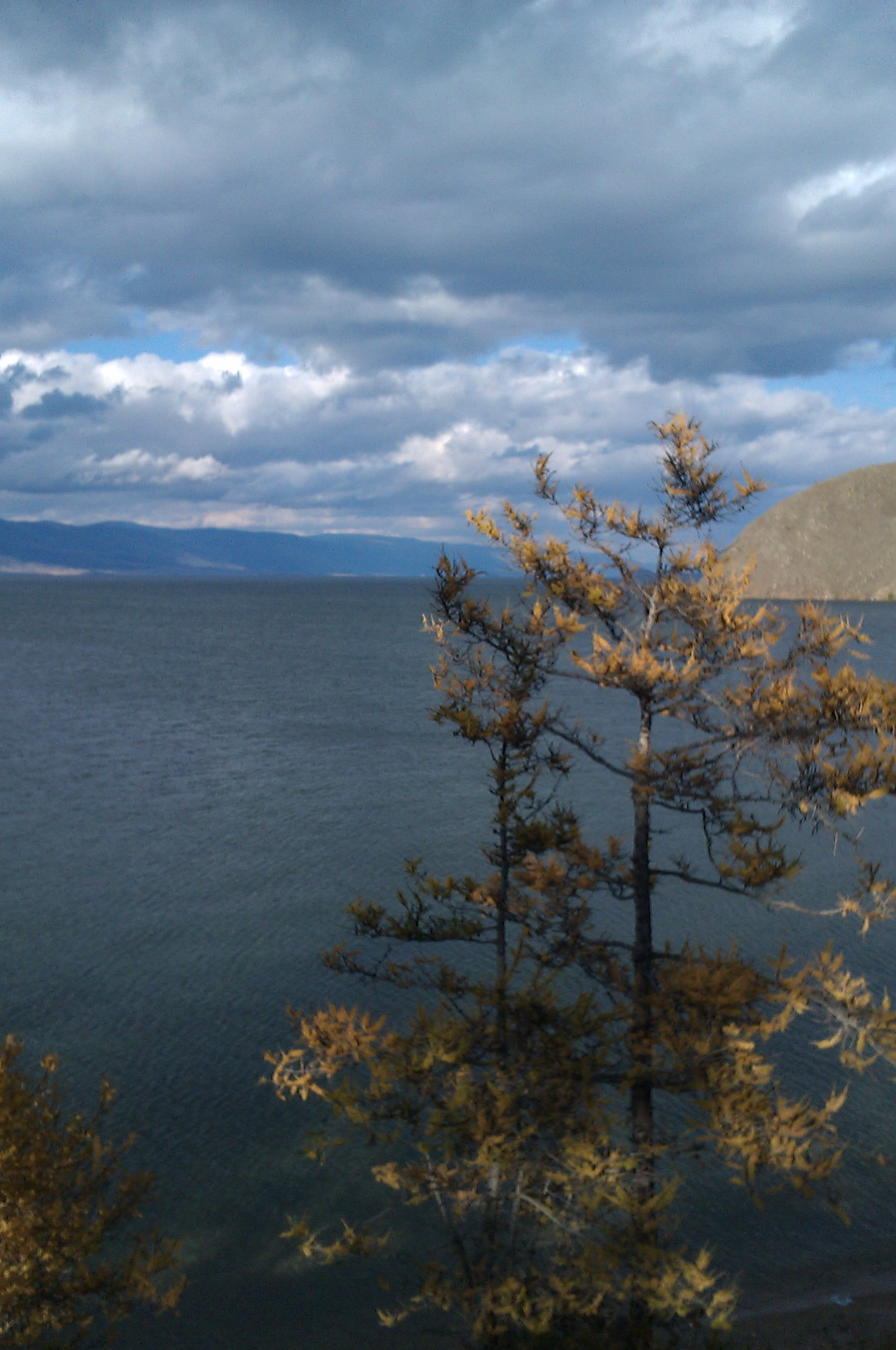 малое море на байкале