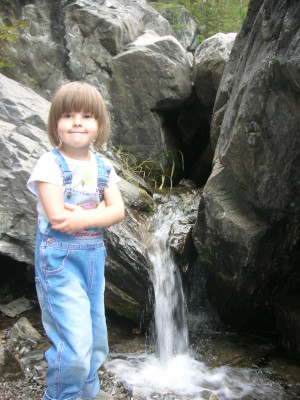 водопады п.аршан