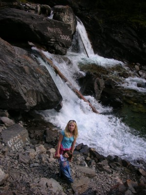 аршан водопады