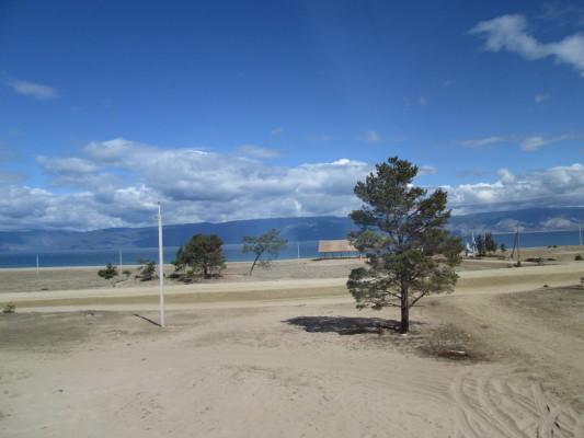 ольхонские дюны