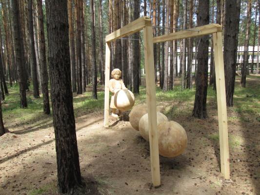 лукоморье парк деревянных скульптур савватеевка