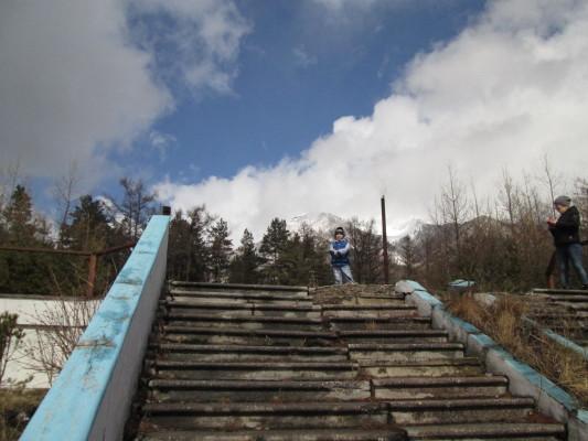 лестница аршан