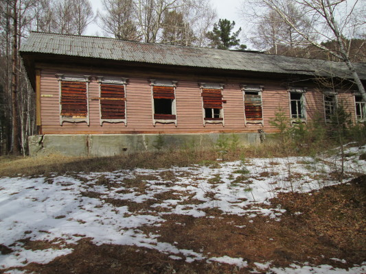 старый корпус курорта аршан