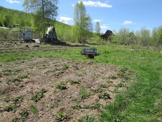 дача в Байкальске май