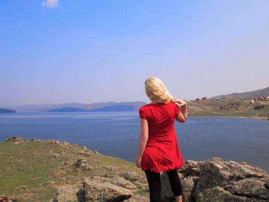 Бухта Базарная Малое море Байкал